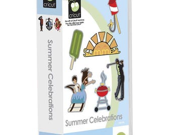 New! Summer Celebrations Cricut Cartridge...LOOK!!! SALE!! Limited time