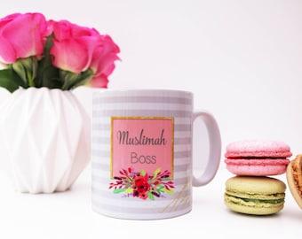 Muslimah Boss Mug
