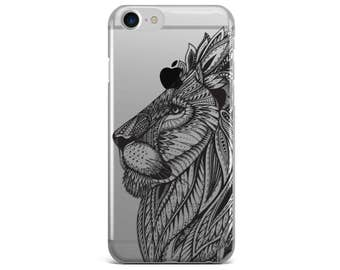iPhone 8 Case Clear iPhone 8 Plus Case iPhone X Case iPhone 7 Plus case Clear iPhone 7 Case iPhone 6 Case Samsung S8 Case,Lionesses