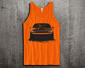 Dodge Challenger Tank Top, Dodge t shirts, Challenger shirts, cars tanks, Dodge shirts, Charger t shirts, men tshirts women t shirts Unisex