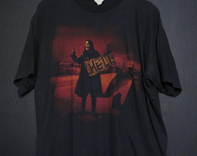 Ozzy Osbourne Hell Vintage Tshirt
