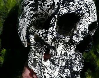 Dreams before Dishonor Skull