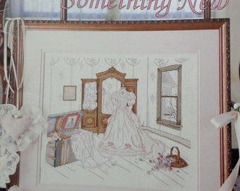 Something Old, Something New Cross Stitch Pattern by Paula Vaughan Leisure Arts 744