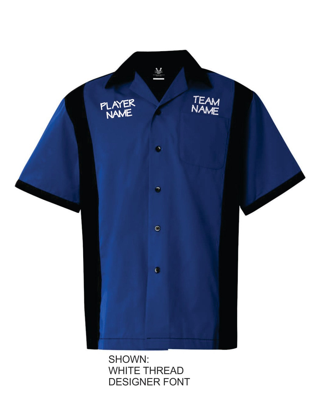 Personalized bowling team name and bowler name shirt for Custom personal trainer shirts