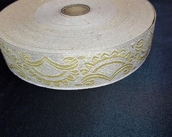 Vintage Trim Gold by the Yard