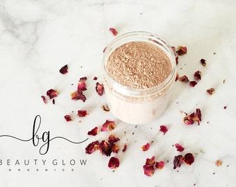 Pink Clay Rose Mask || Mud Mask || Face Mask || Skin Care || Vegan || Organic ||100% Natural
