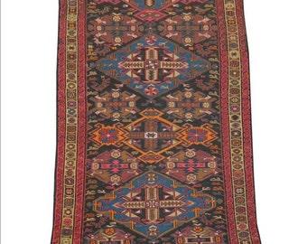Azerbaidjan Soumakh 3.67m x 1.36m