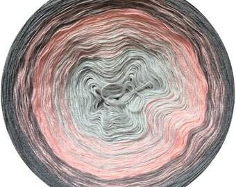 Gradient Yarn 0110 A - 3 Ply