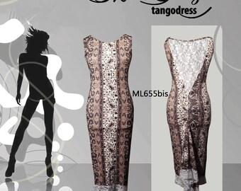 Tango Dresses by Mimi Pinzon