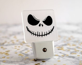 "Jack Skellington ""Pumpkin King"" LED Night Light from the Nightmare Before Christmas"