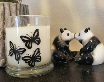 Butterfly Soy Scented Candle