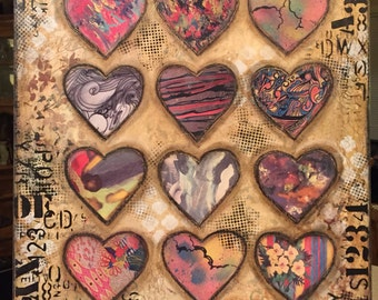 Hearts and Art