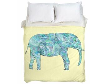 Elephant Duvet Etsy