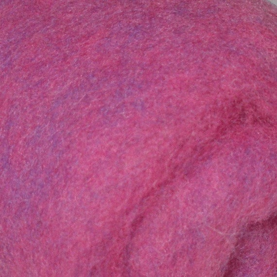 Can All Natural Wool Be Used For Wet Felting