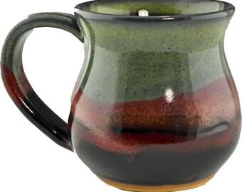 10 Oz. Mug in Moonscape Glaze