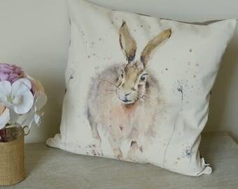 Heather Hare Cushion