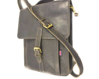 SATCHEL and  RUCKSACK LEATHER bag