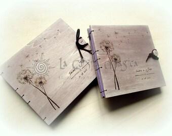 Album of weddings / book of signatures of wood