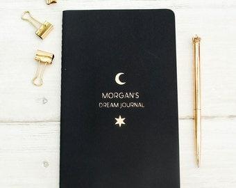 Luxury Personalised Dream Journal