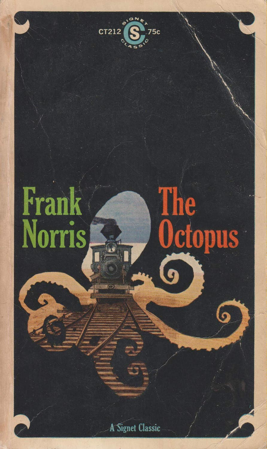 an analysis of the novel the octopus a story of california by frank norris Archives and past articles from the philadelphia an analysis of the novel conspiracy of  the novel the octopus a story of california by frank norris.
