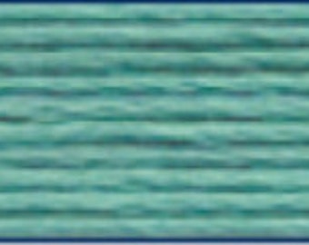 DMC Floss 598 - Lt Turquoise, 100% Cotton, Cross Stitch thread, Needlepoint thread, needlework thread, needlepoint floss, needlepoint floss
