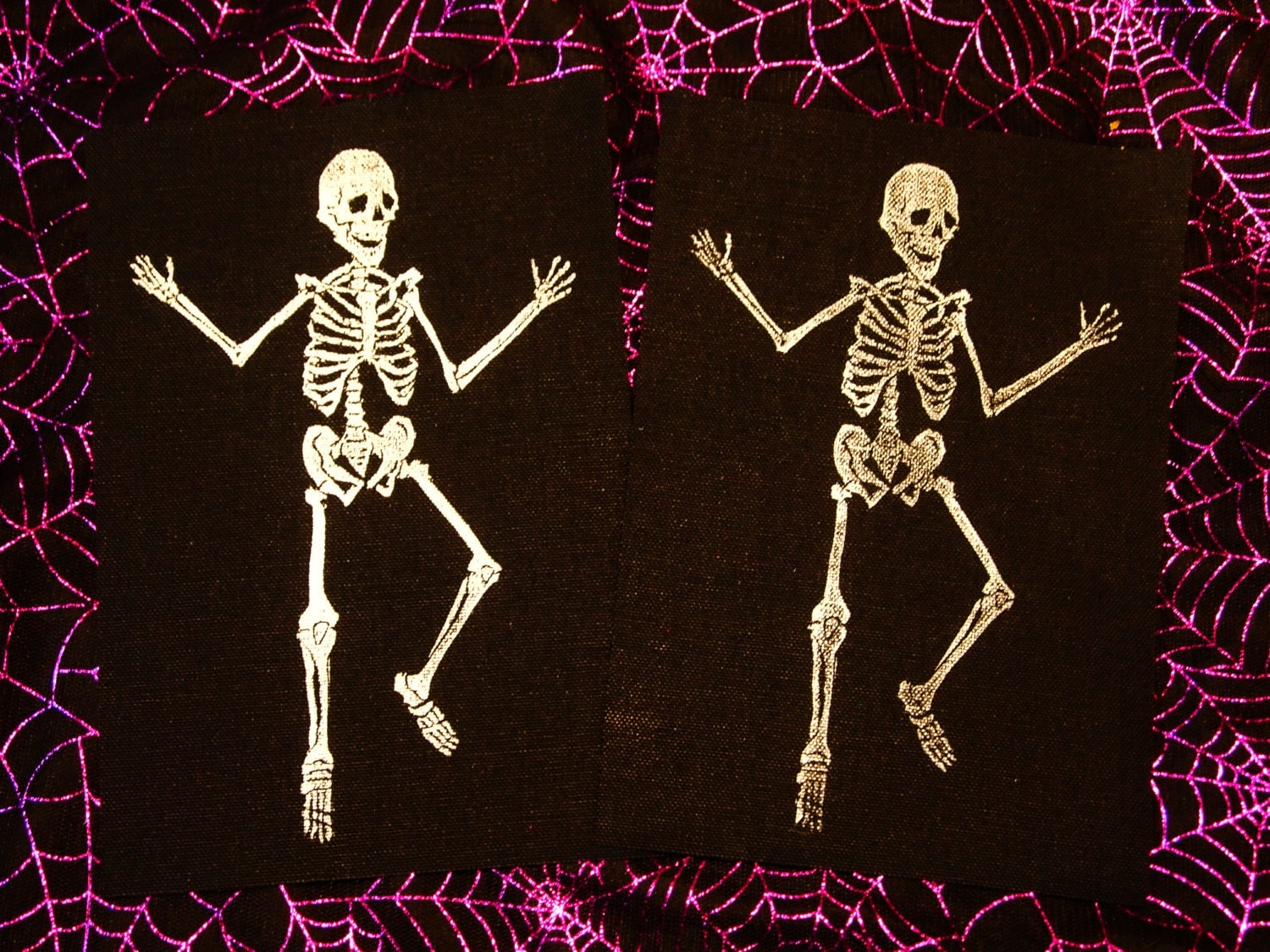 Skeleton Dancer PATCH