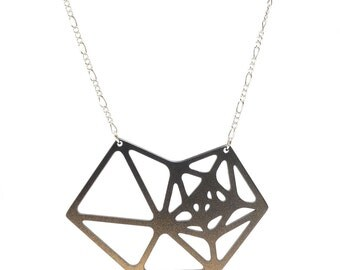 Abstract Golden Ratio Necklace