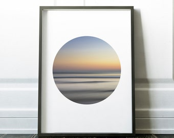 Ocean print, sea photography, wall art, decor, poster, ocean photo, sea art, printable art, instant download 18x24, 16x24, 16x20, 8x10 A2