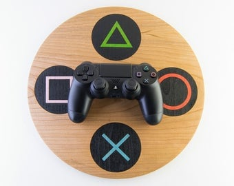 PlayStation Controller Button Coaster set of 4