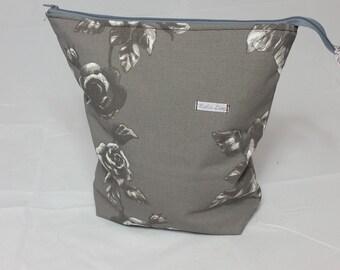 Medium Zippered Project Bag