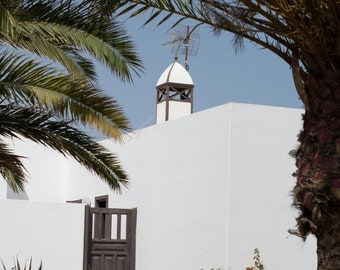 """Lanzarote, Canary Islands - High Resolution Photo Print // gifts for her //gifts for him// """"home sweet home"""""""