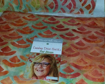 SALE! Sunday Drive - Layer Cake - Batiks - by Pat Sloan for MODA