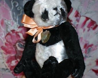 Artist teddy bear Panda20 cm