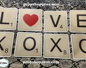 LOVE / XOXO Letters Bundle | Photo Booth Props | Love Props | Photographer Props