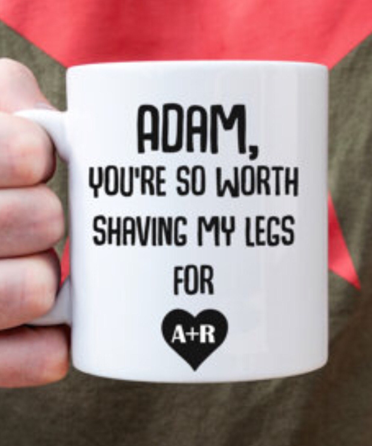 Valentines Day gift, Personalized Valentines gift, Gift for him ...