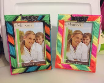 Picture Frames 5x7 (7 choices)