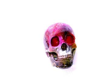 human Skull replica MODERN ME