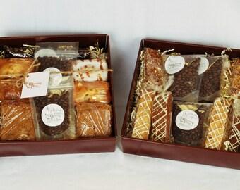 Hospitality etsy for Homemade baked goods gift basket ideas