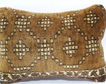 Bohemian Rug Pillow Sofa Pillow Decorative Carpet Pillow 16x24 Decorative Carpet Pillow Home Decor Cushion Cover SP4060-398