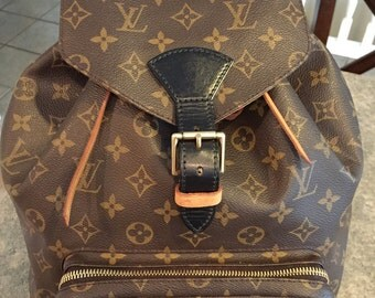 Custom Dye & Cleaning Services for you Louis Vuitton Backpack