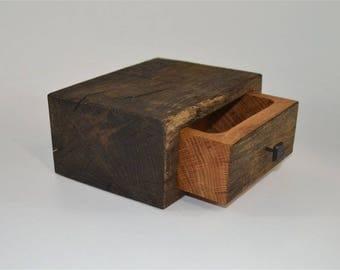 Salvaged Oak Box (3 of 7)