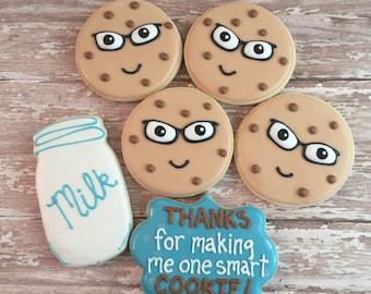 One Smart Cookie Teacher Set (1/2 Dozen)