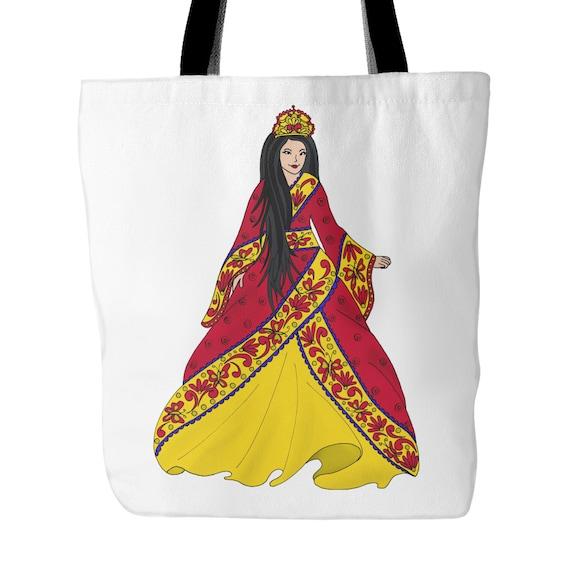 Tote Bag - Asian Princess