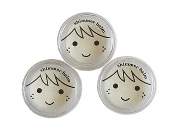 Sparkly Shimmer Balm by No Nasties Makeup Australia