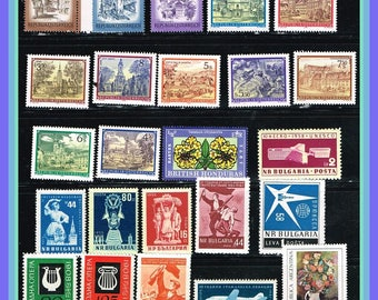85 Worldwide Mint Stamps - MNH