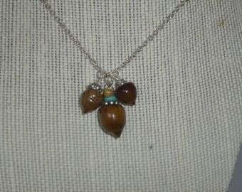 Acorn Necklace #77