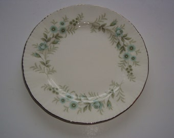 Lot of 2 Paragon DEBUTANTE Bread and Butter Plates