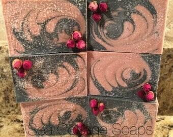 Lavender/Rose Himalayan Sea Salt Luxury Salt Bars