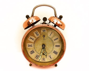 Japy French Vintage Alarm Clock (C283)