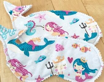 Mermaid Tail Slumber Party Sleep Mask